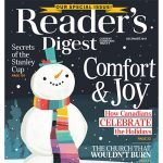 Inside the December 2019 Issue of Reader's Digest Canada