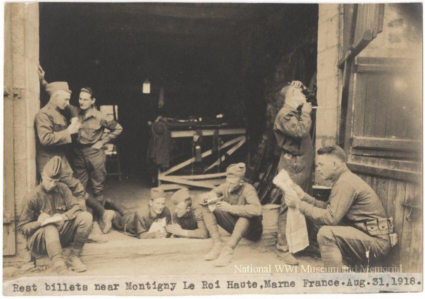 vintage army photo