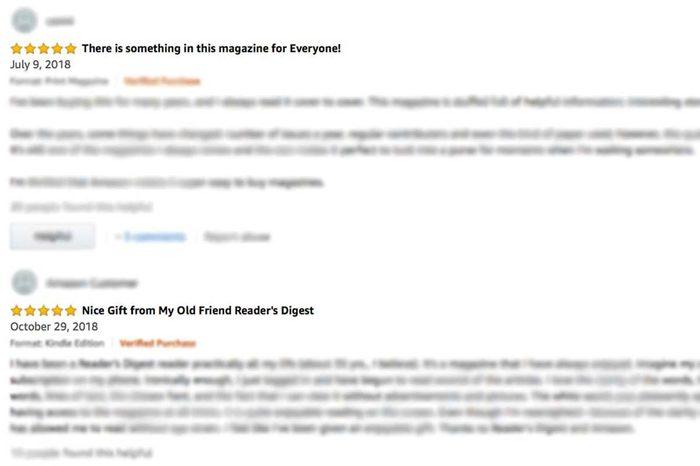 amazon review dates