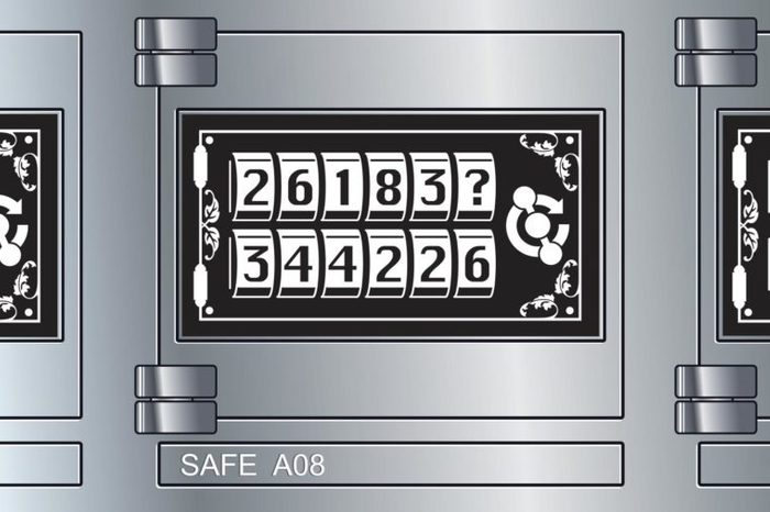 safe cracker question illustration