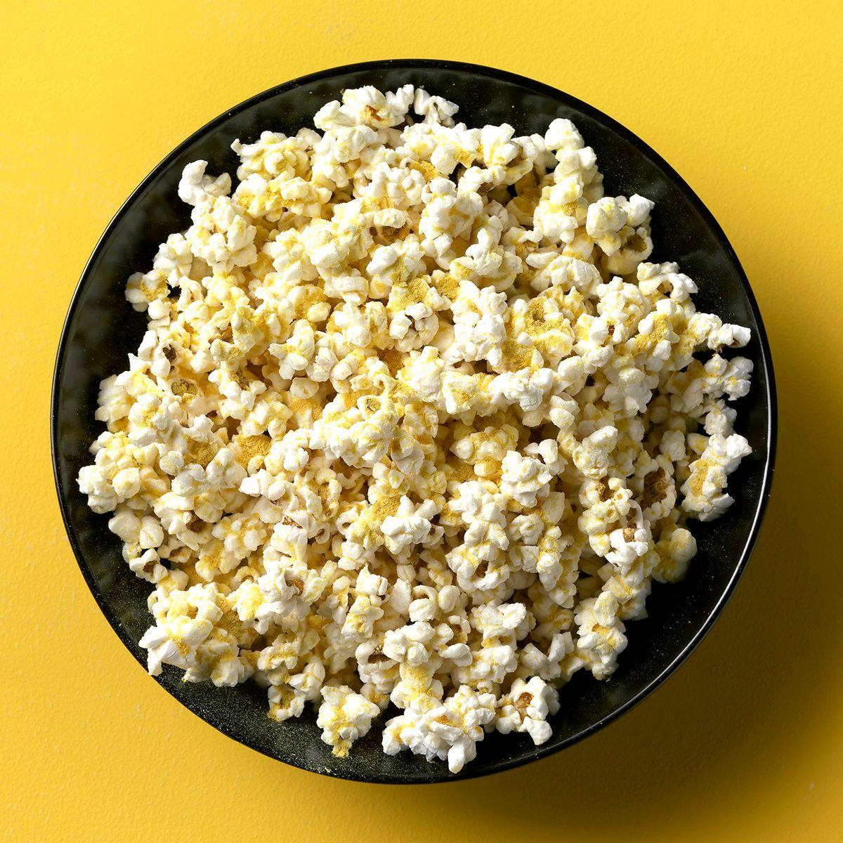 Popcorn with Nutritional Yeast