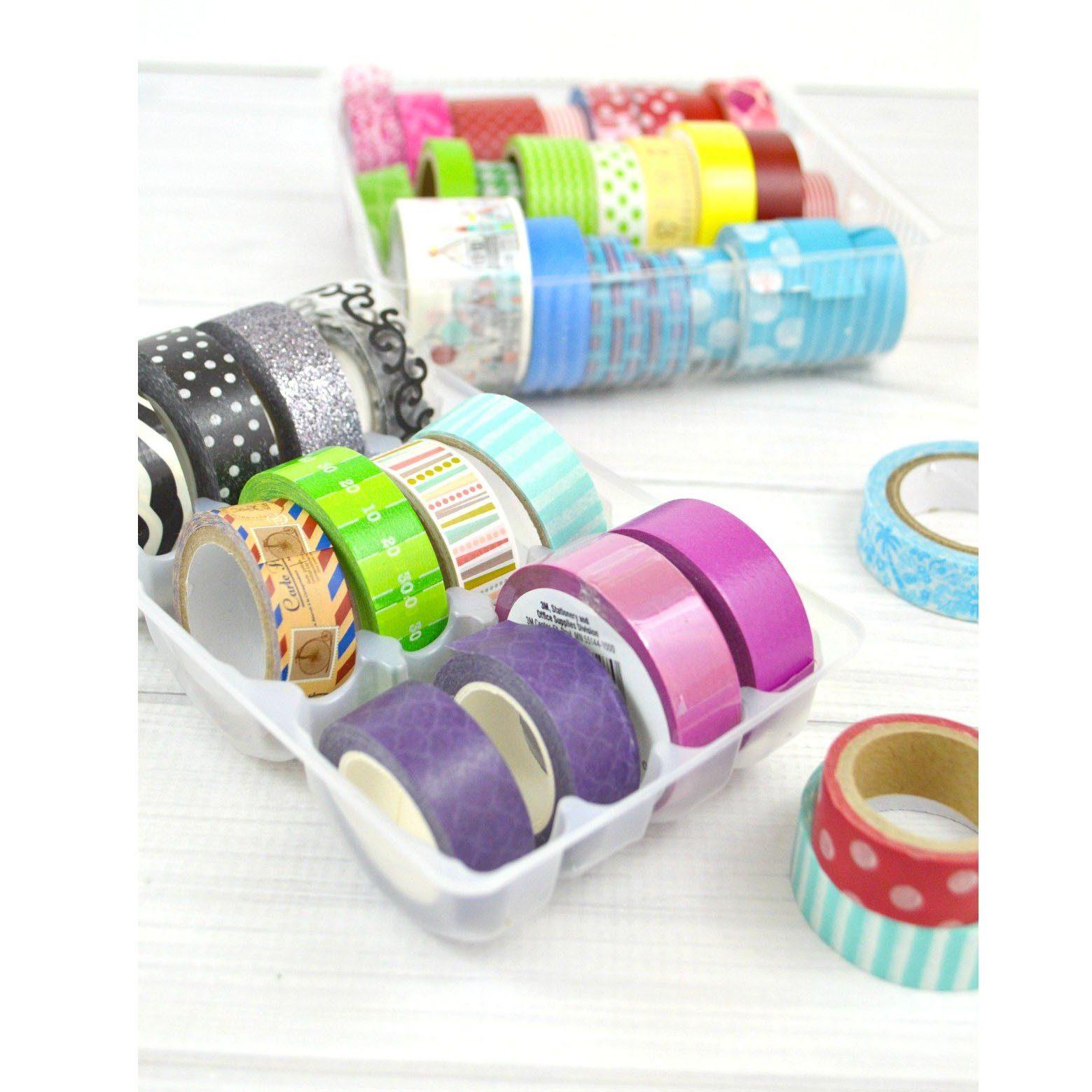 tape organizer
