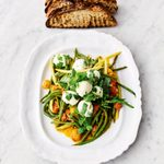 Jamie Oliver's Angry Bean Salad
