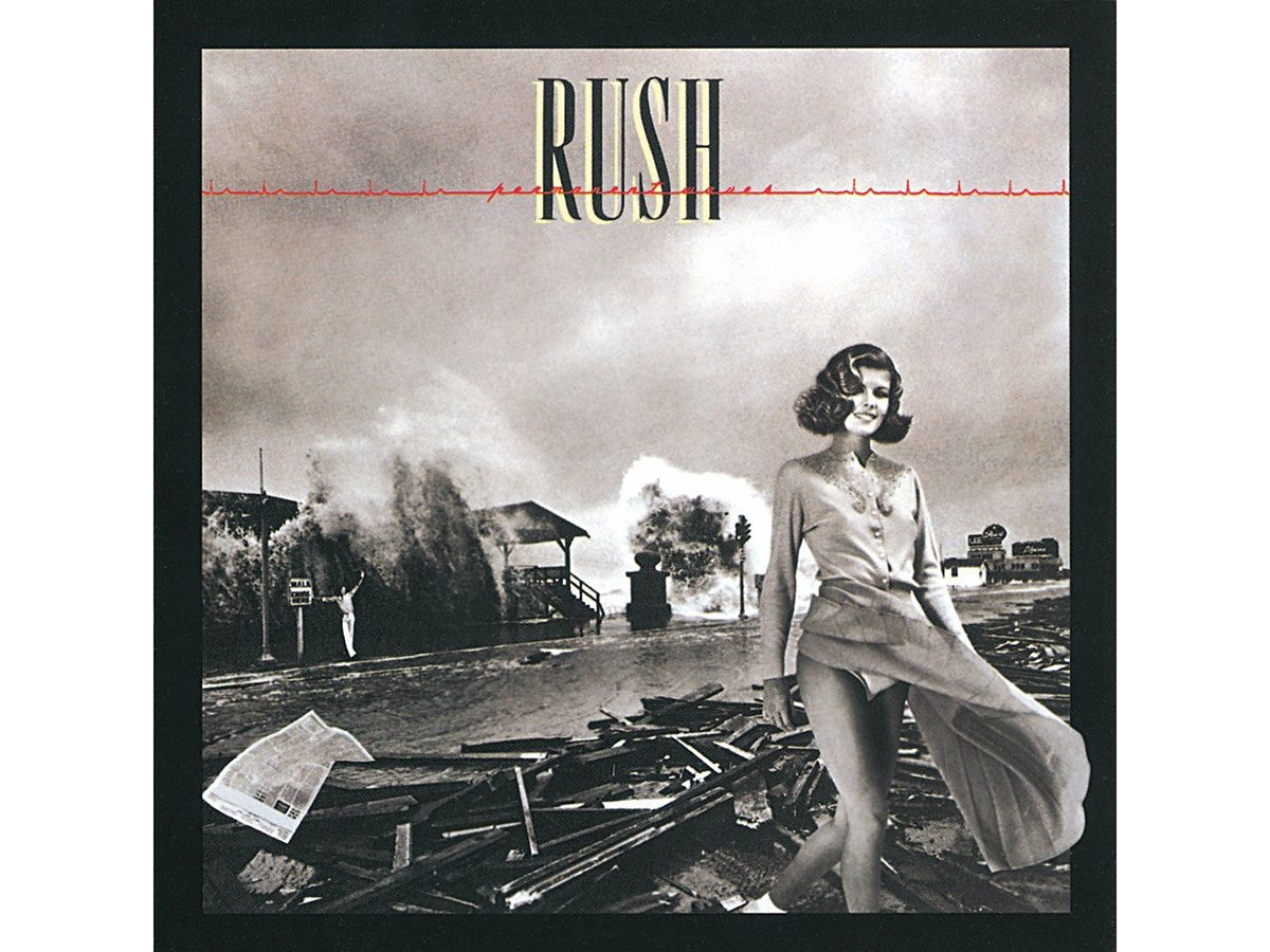 """Best road trip songs - Rush """"Permanent Waves"""""""