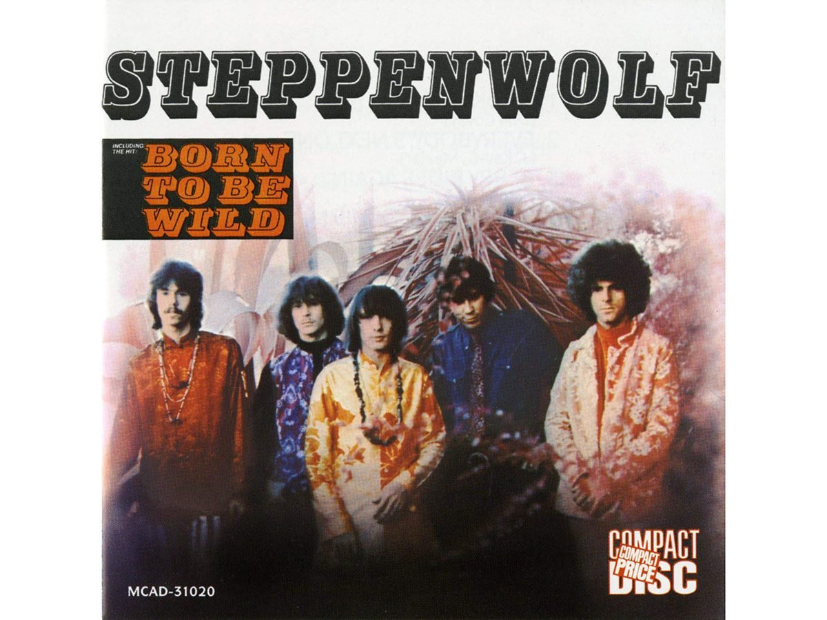 Best road trip songs - Steppenwolf Steppenwolf