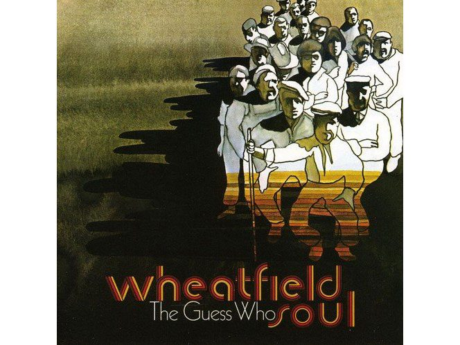 "Best road trip songs - The Guess Who ""Wheatfield Soul"""