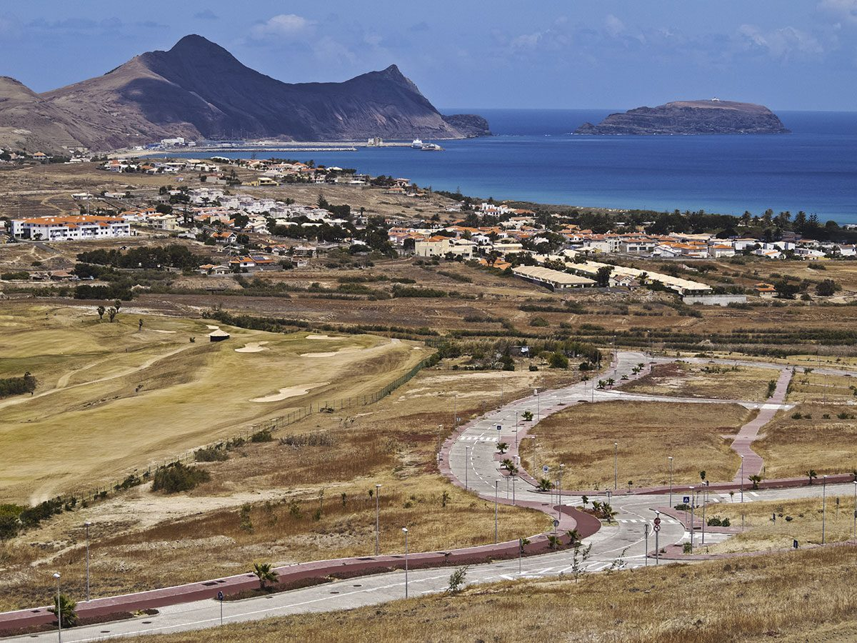 Good News - Porto Santo, Portuguese island