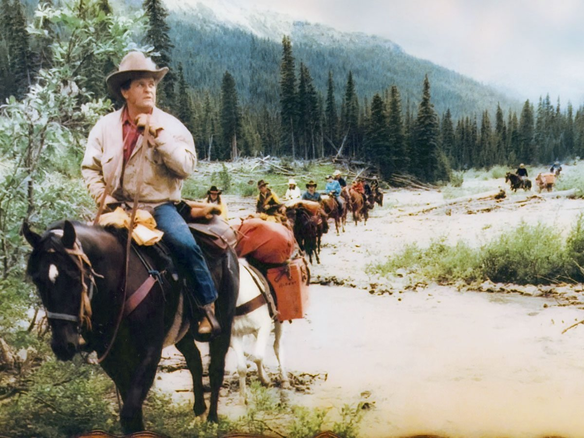 Great Divide Trail by horseback