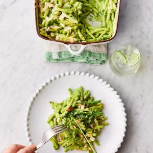Jamie Oliver's Greens Mac 'N' Cheese