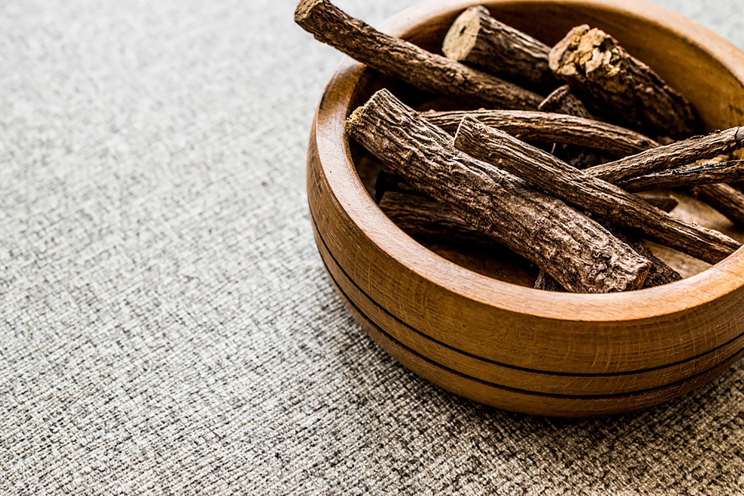 Health benefits of licorice