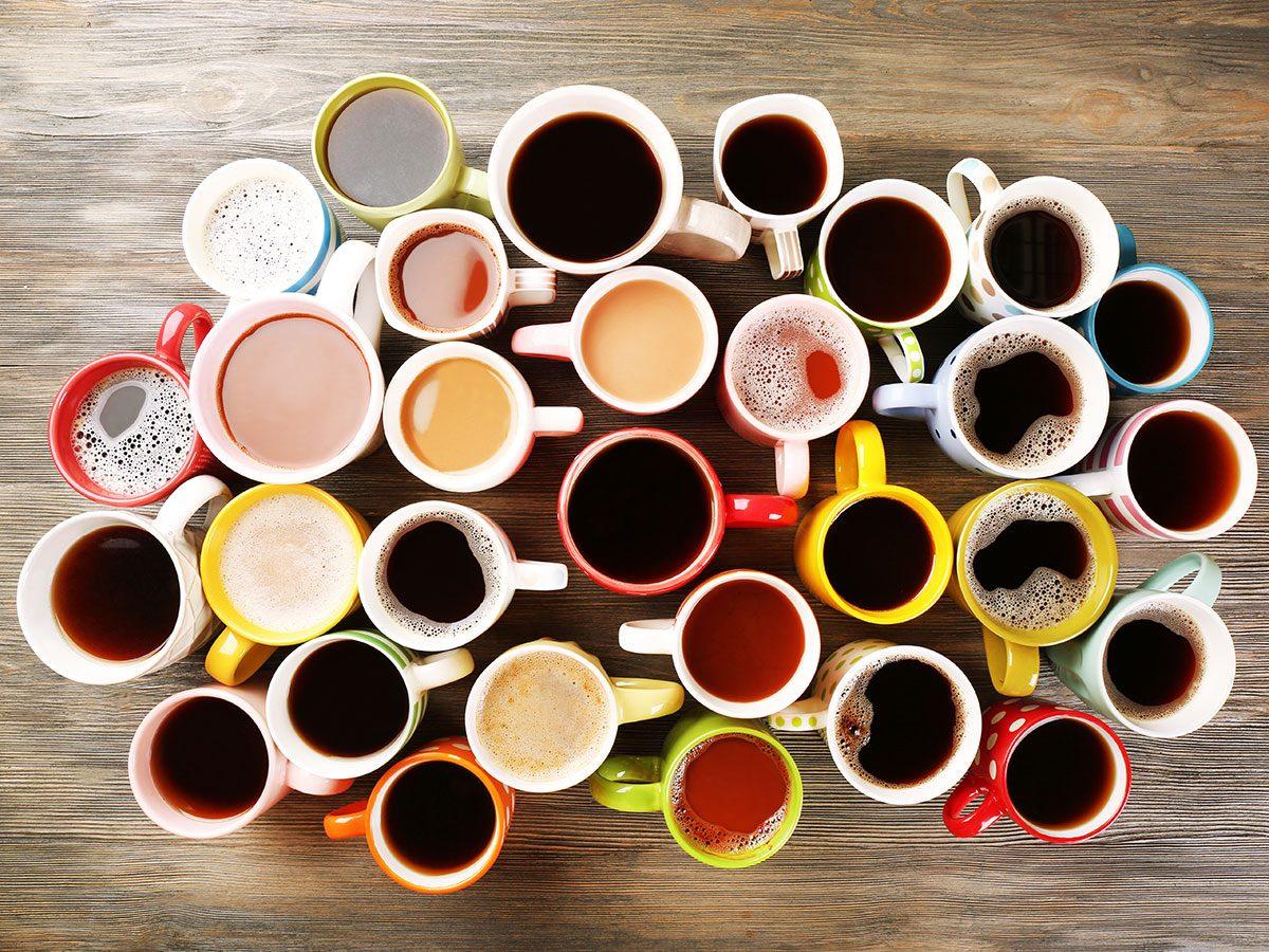 Hilarious tweets - coffee mugs