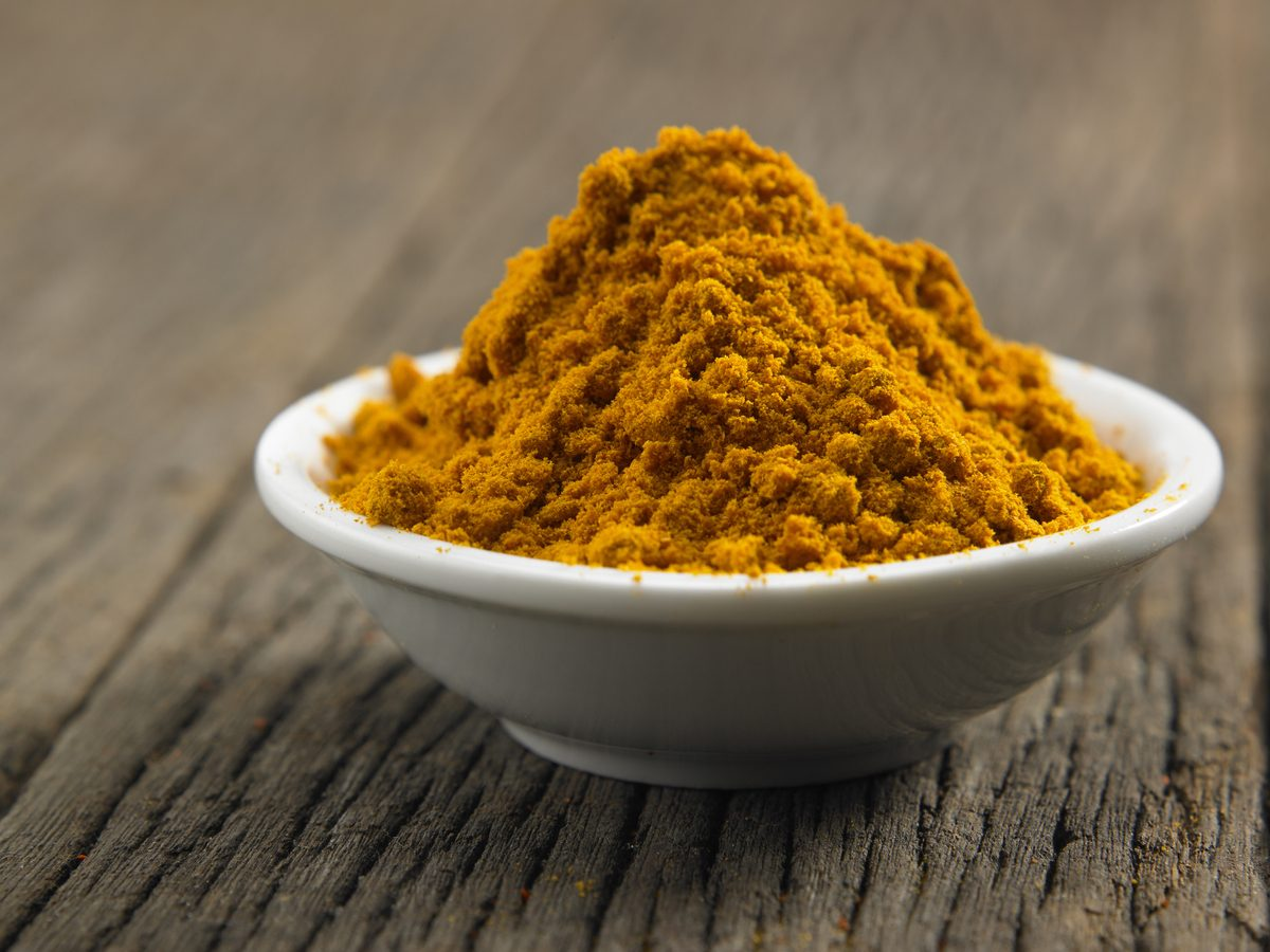 Outrageous news stories - turmeric