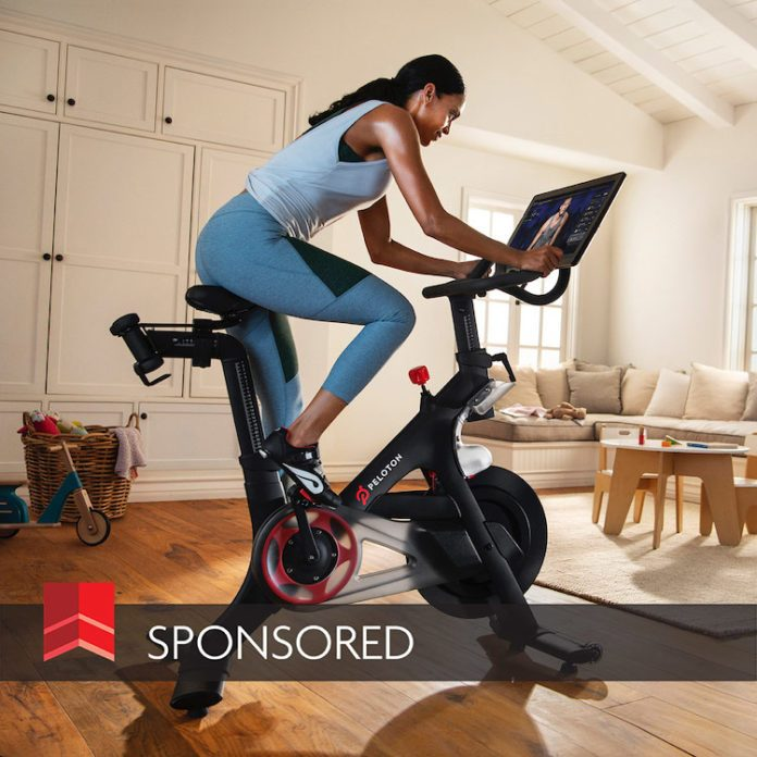 This Season, Fall Into a New Routine with Peloton