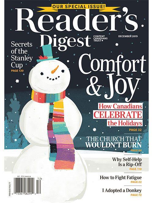 Reader's Digest Canada - December 2019
