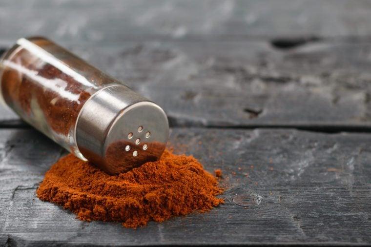 Cayenne powder
