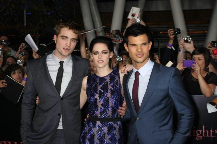 twilight movie cast