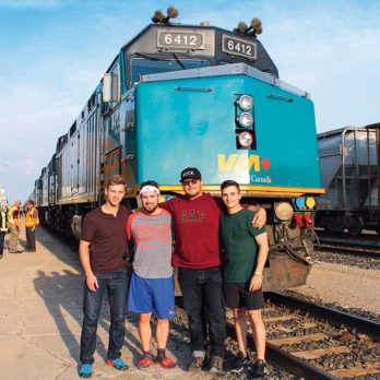 All Aboard! 22 Days Across Canada By Train