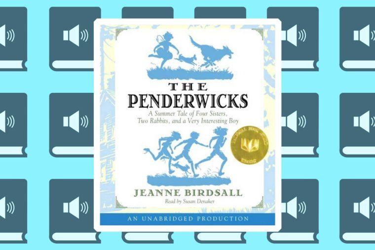 best audiobooks for road trips, Children's audiobooks, Best books on tape, Funny audiobooks, Road trip books the penderwicks