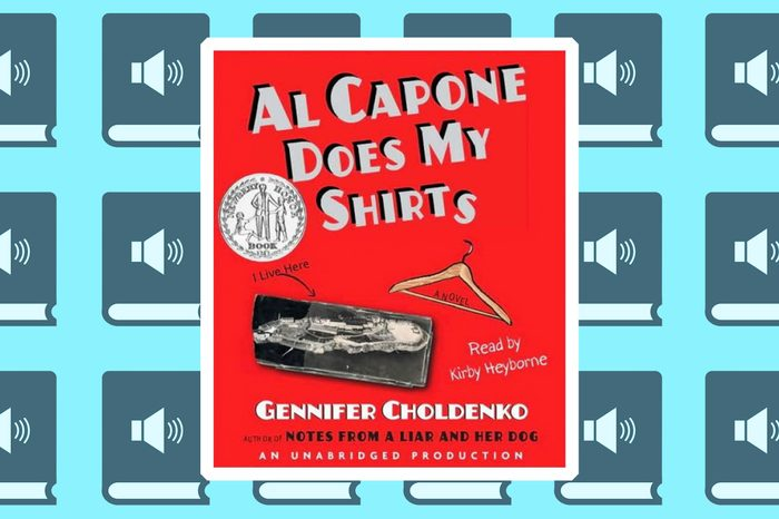 best books on tape for road trips al capione does my shirts
