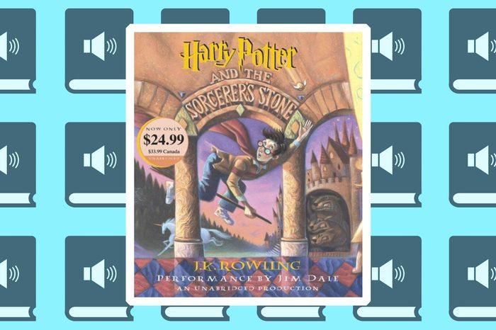 harry potter children's best audiobooks for road trips