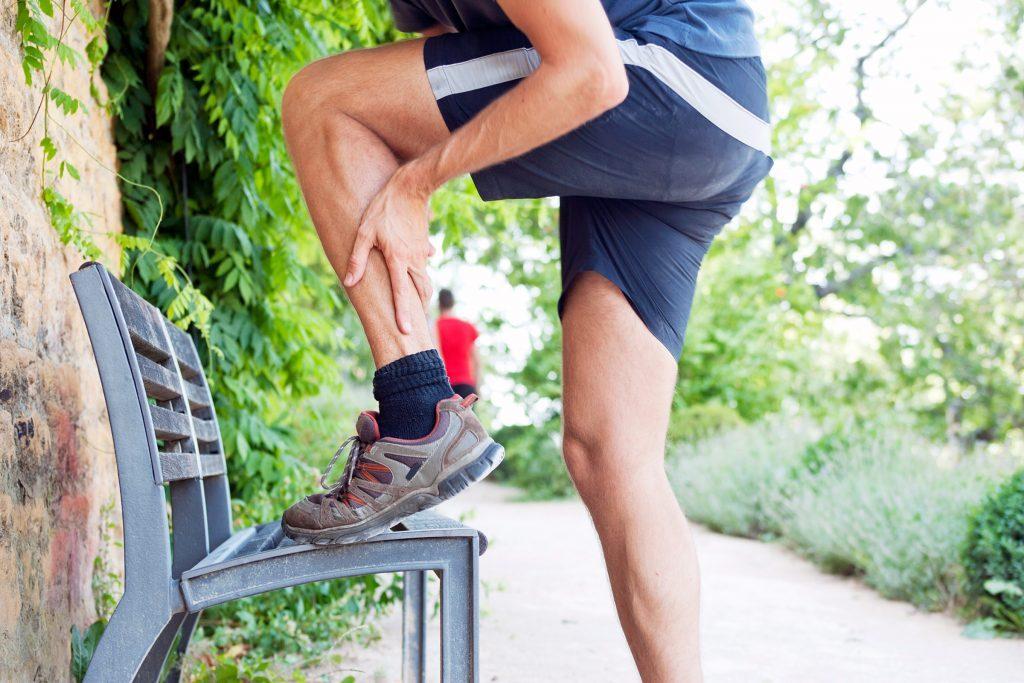 Nutrient deficiency: leg cramping