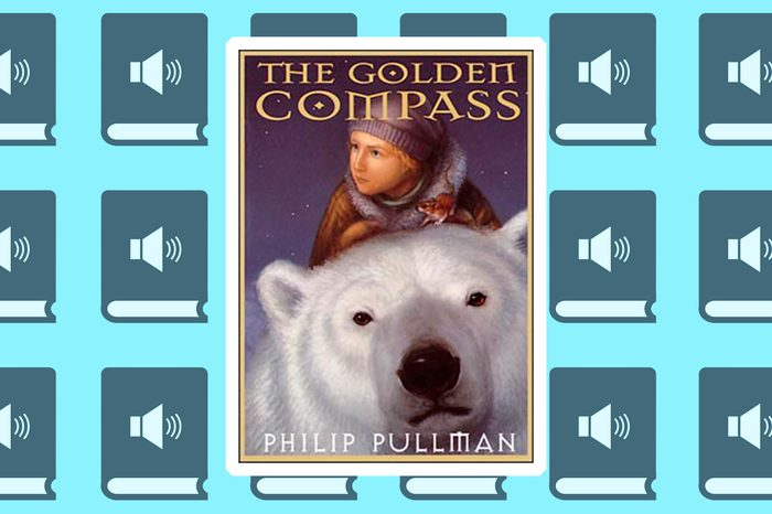 the golden compass best audiobooks for road trips