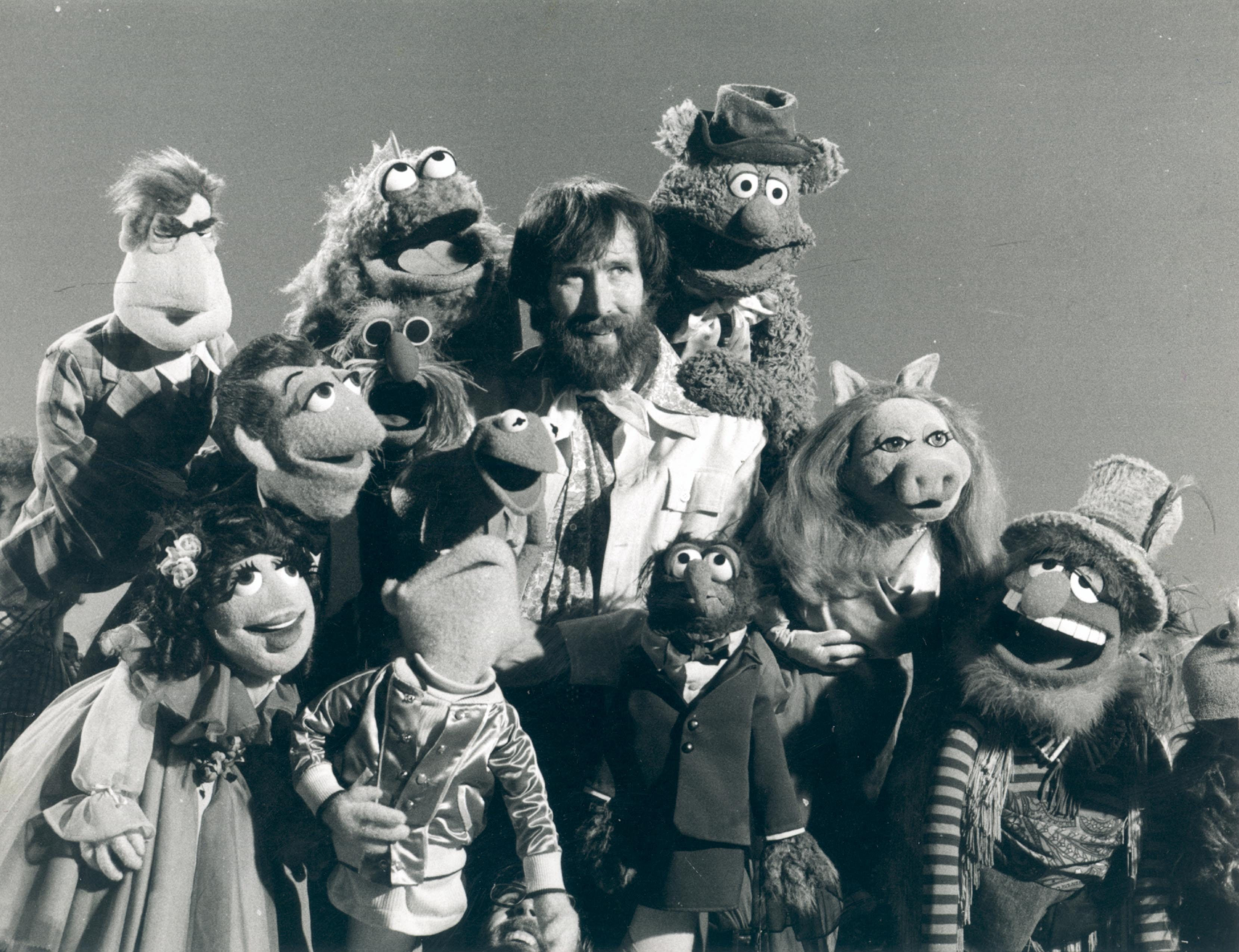 Editorial use only. No book cover usage. Mandatory Credit: Photo by Moviestore/Shutterstock (1569455a) Jim Henson Film and Television