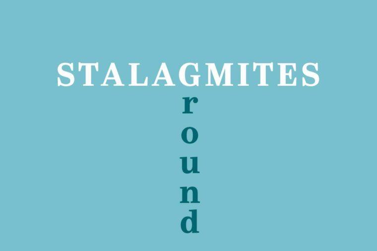 stalagmites mnemonic device