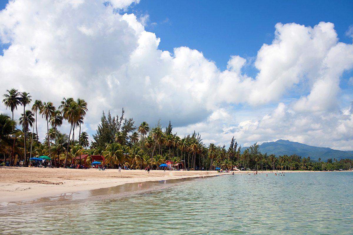 Best Caribbean Beaches - Luquillo, Puerto Rico