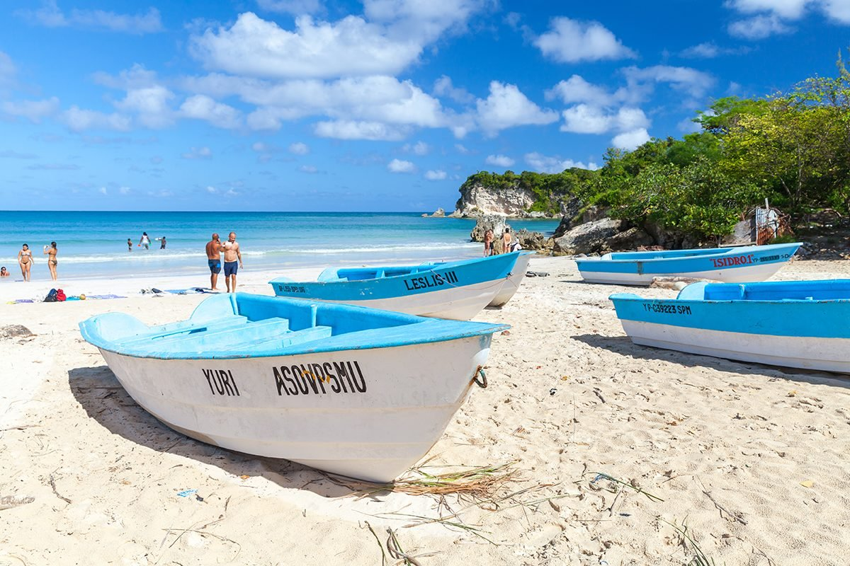 Best Caribbean Beaches - Macao, Dominican Republic