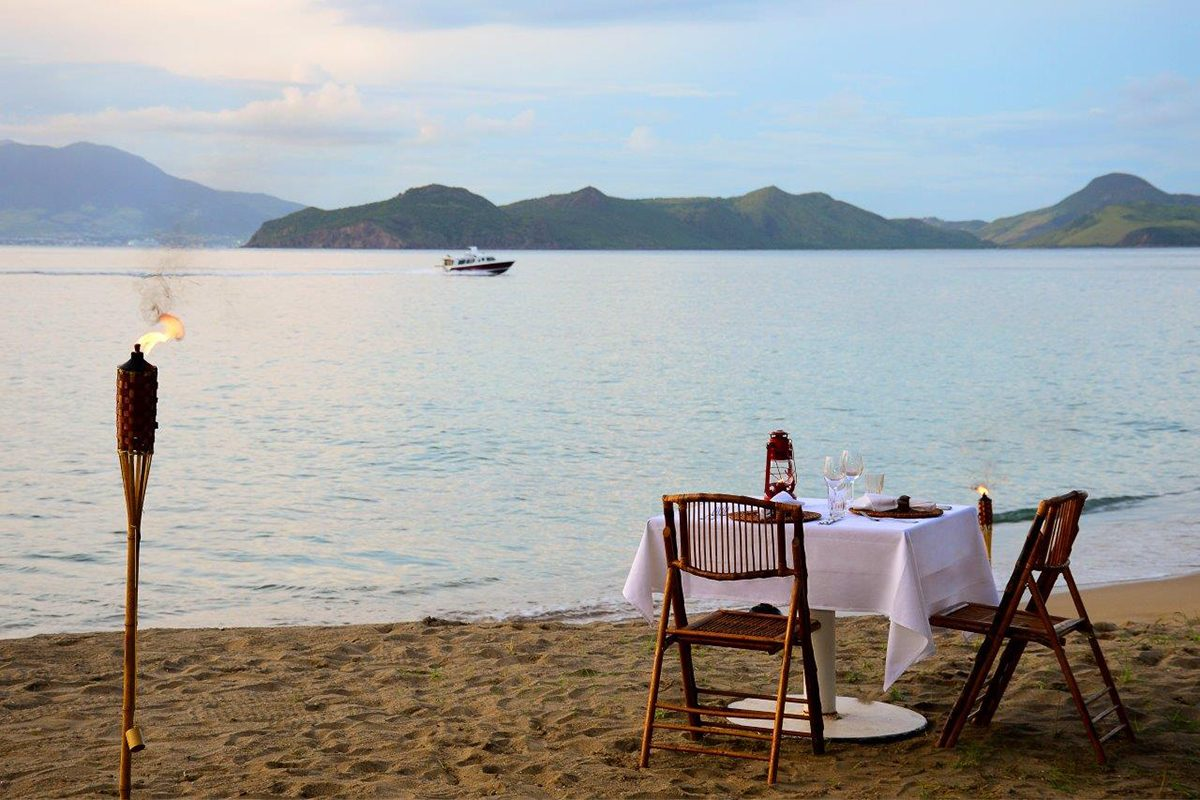 Best Caribbean Beaches - Montpelier Plantation, Nevis