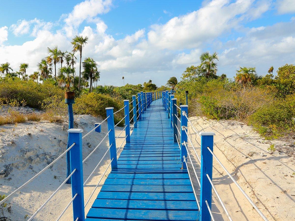 Best Caribbean Beaches - Playa Pilar, Cuba