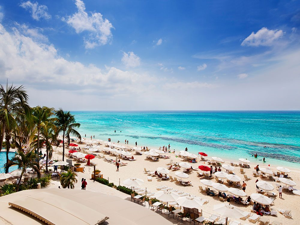 Best Caribbean Beaches - Seven Mile Beach, Grand Cayman