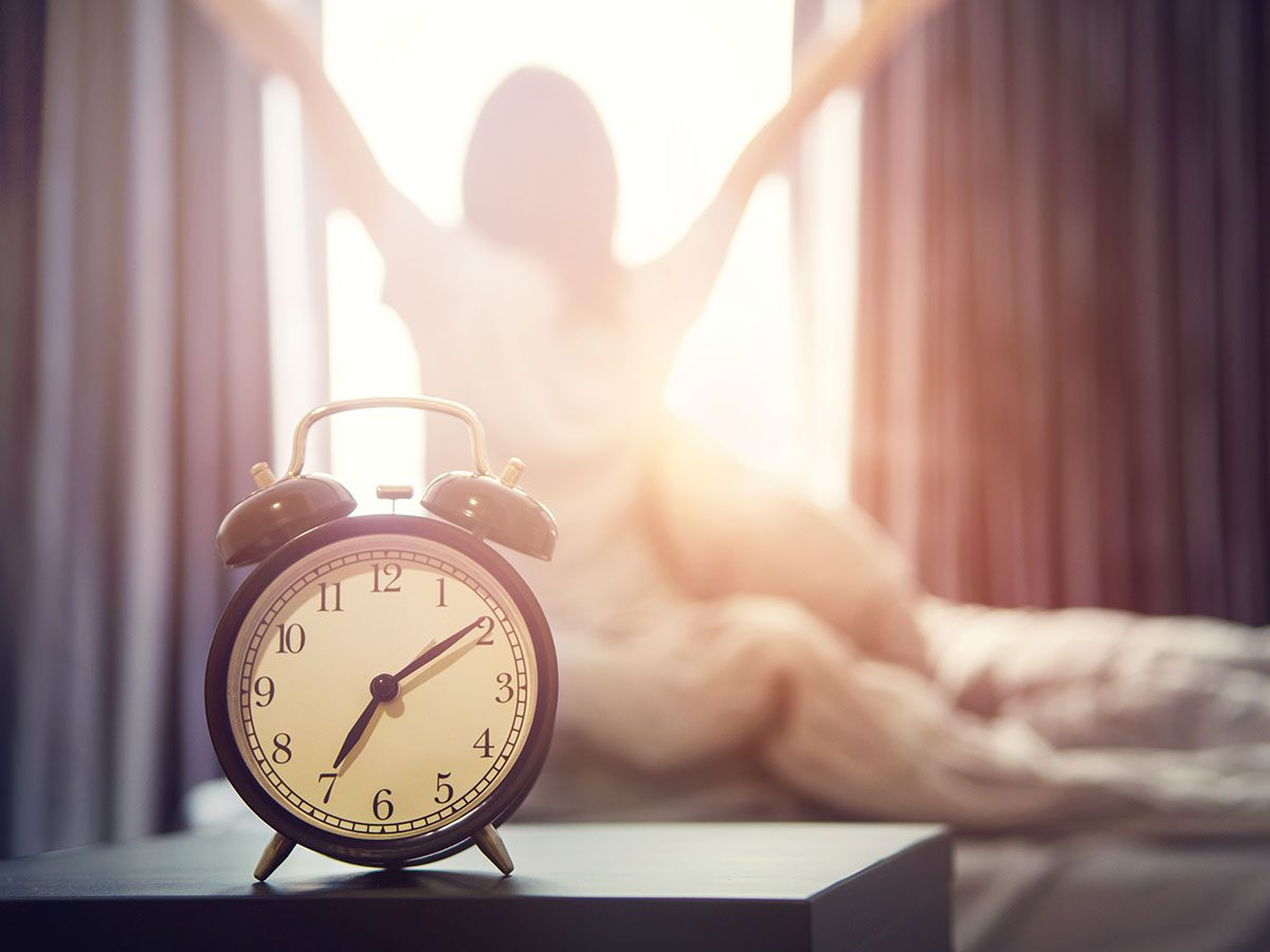 Best time to wake up to be more productive