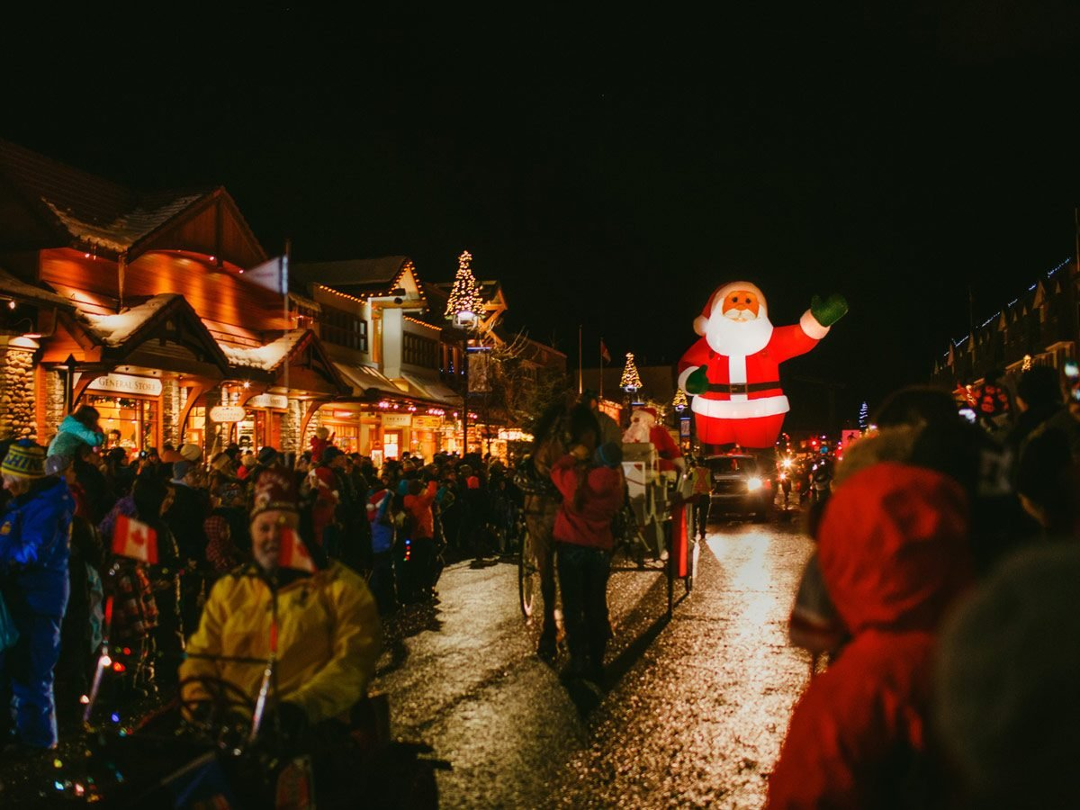 Holiday markets - Banff Christmas Market