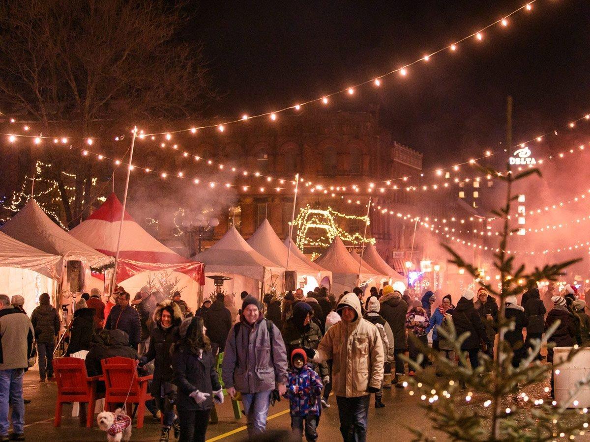 Christmas markets - Charlottetown