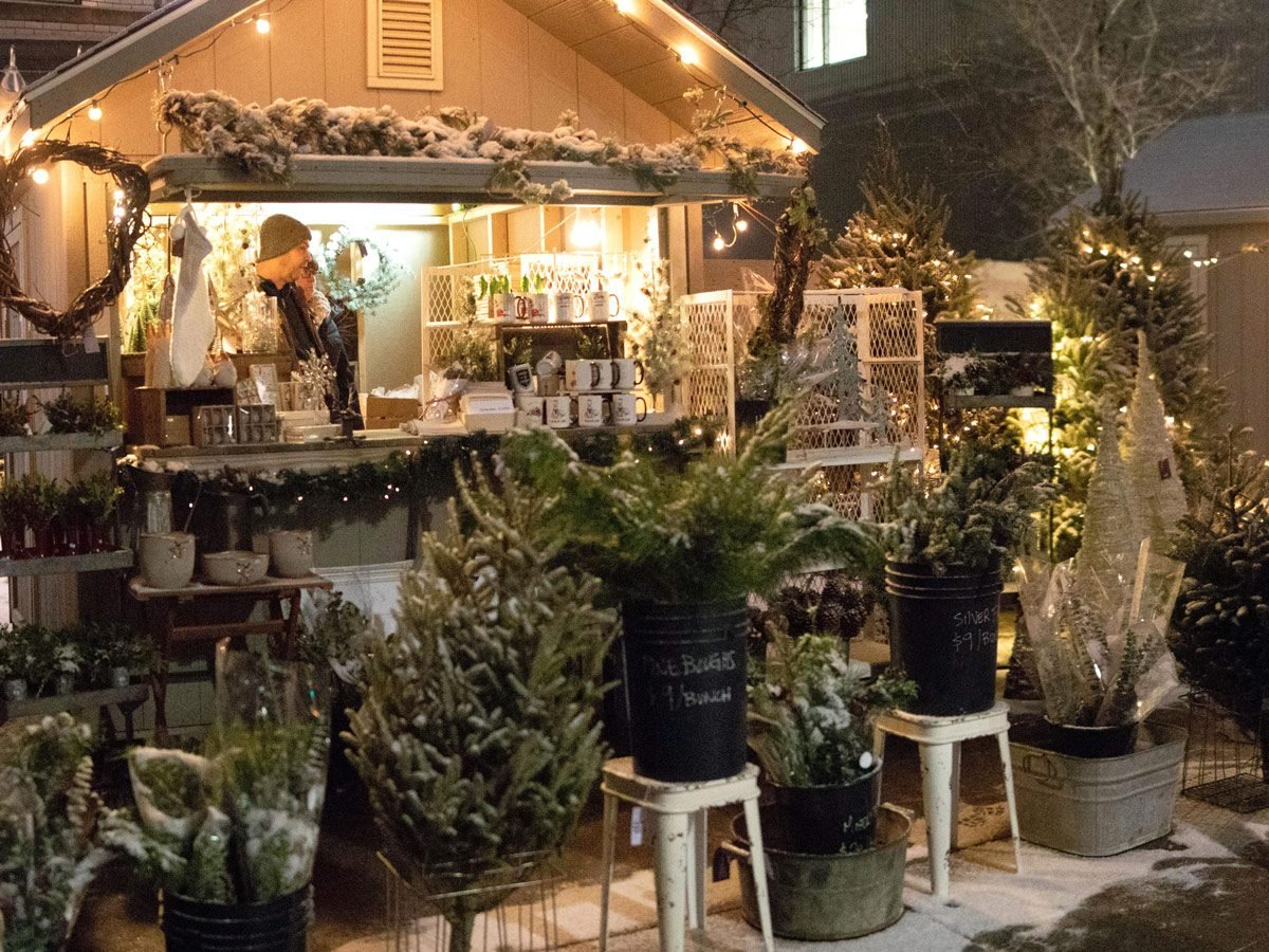Holiday markets - Kitchener Christkindl Market