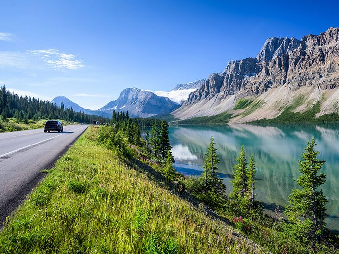 Canada Road Trip - Bow Lake, Icefields Parkway