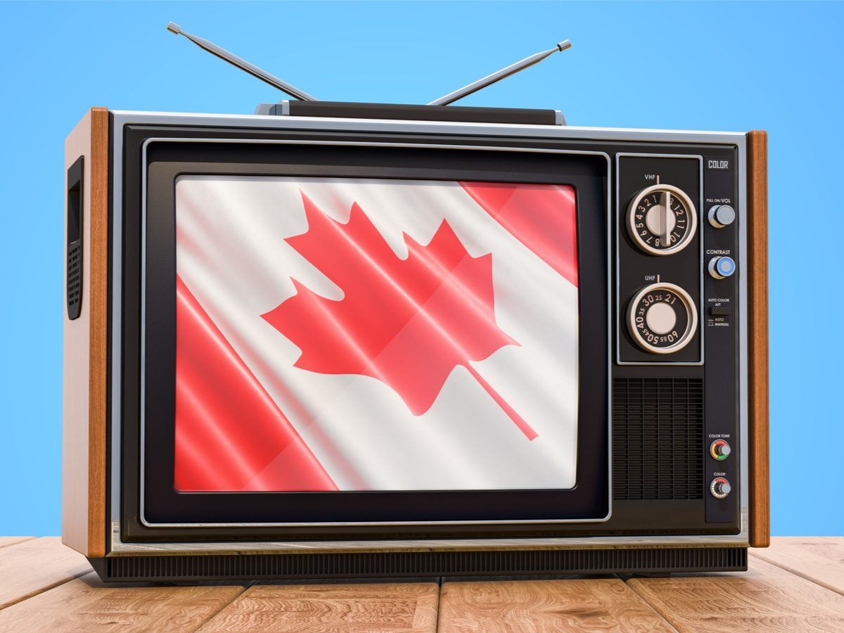 Canadian TV shows