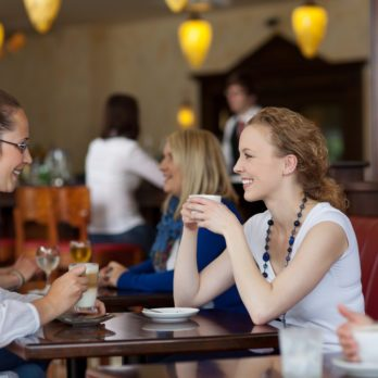 Tired of Small Talk? Here's How to Turn Any Conversation into a Meaningful One