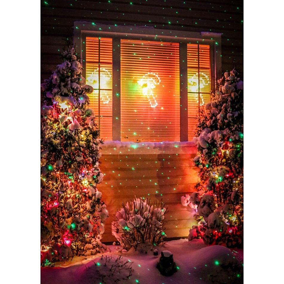 Deck the halls - holiday light show