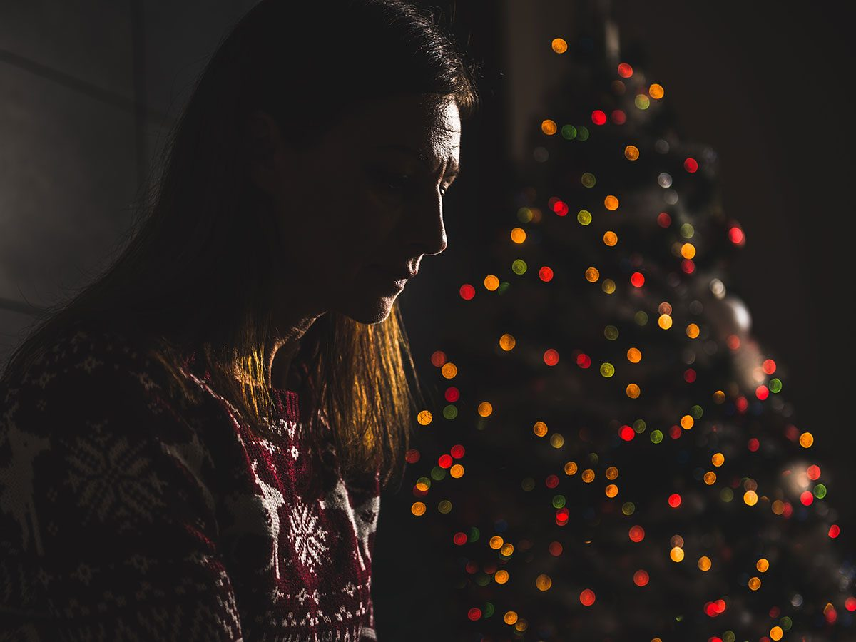 Holiday disasters - Christmas depression