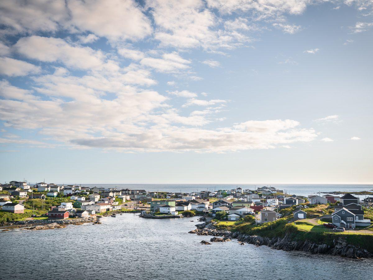 Channel Port Aux Basques, Newfoundland