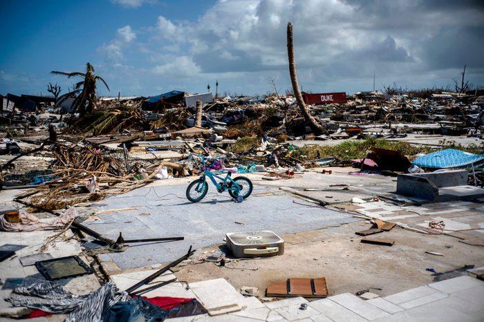 hurricane dorian bahamas