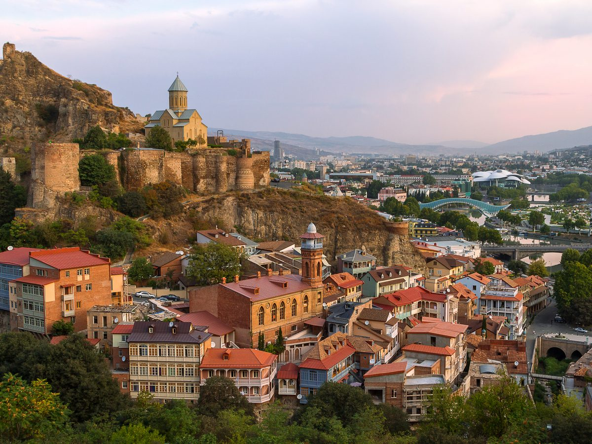 Best places to visit in 2020 - Tbilisi, Georgia