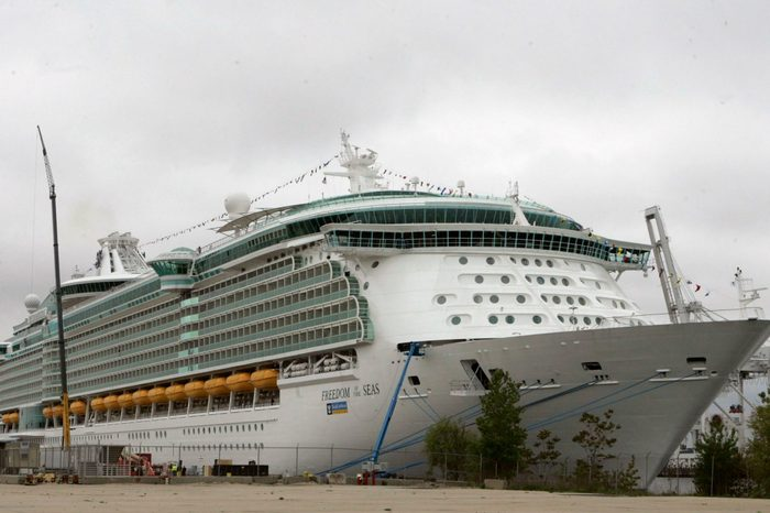 royal caribbean cruise ship toddler falls to death travel nightmare