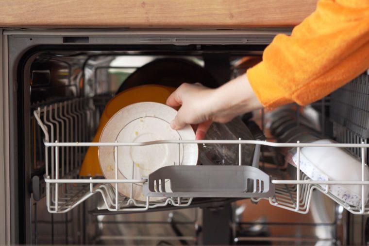 dishwasher problems