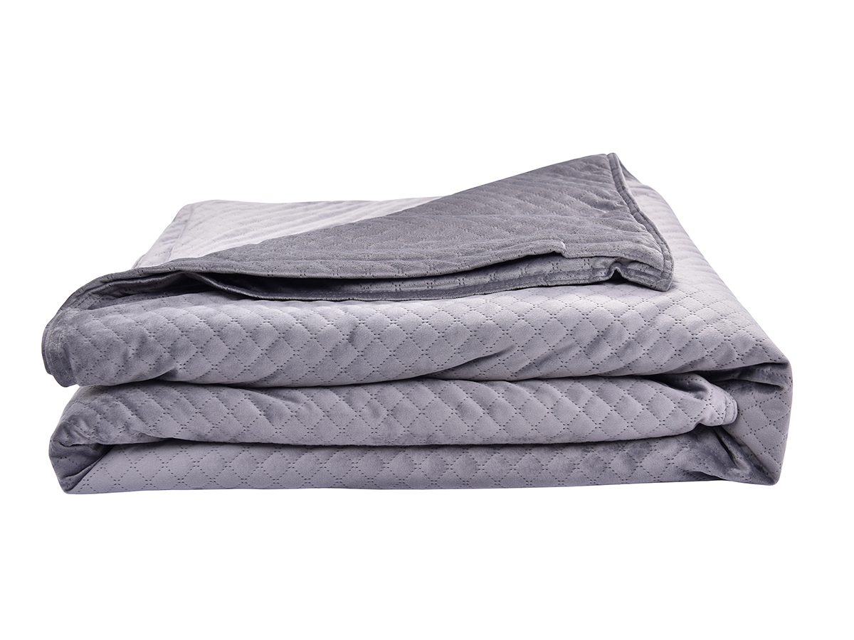Test Drive - Blanquil weighted blanket from Sleep Country Canada