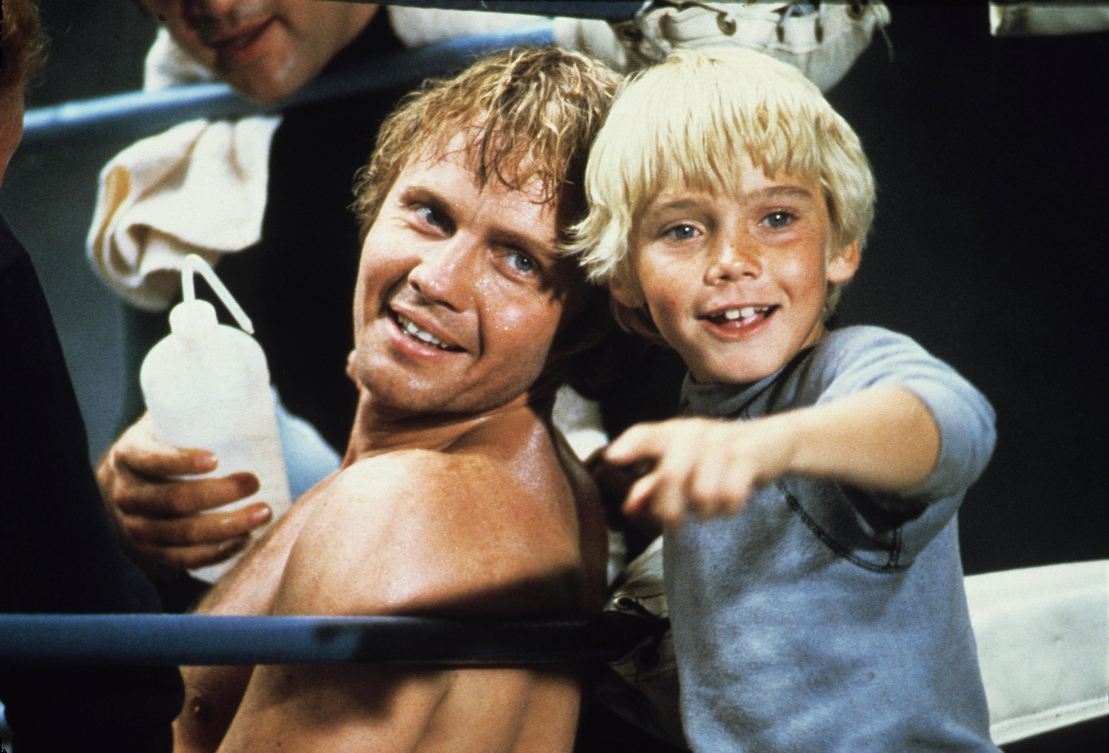 Saddest movie scene - The Champ (1979)