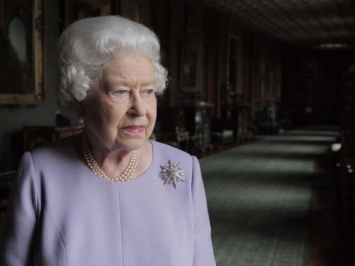 The Crown season three - Elizabeth At 90